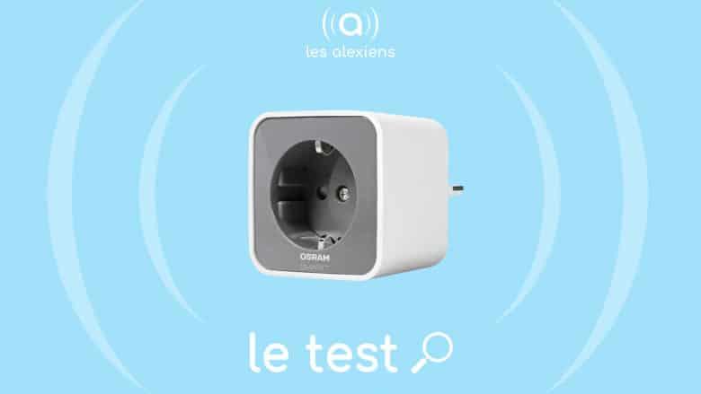 Test, avis et tutoriel de la prise Zigbee Osram Smart + Plus avec Amazon Alexa Echo