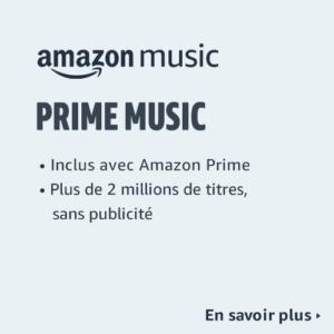 Musique gratuite Alexa Echo