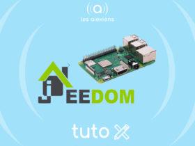Alex et Jeedom avec un Raspberry : tutoriel de configuration