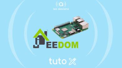 Photo of [TUTORIEL] Créer une box domotique Jeedom pour Alexa (partie 1)