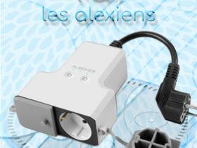 ALBOHES PS-1606 : prise connectée d'extérieur pour Alexa Echo d'Amazon