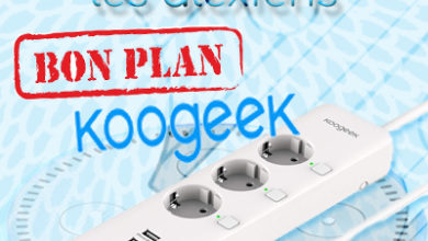 Photo of [BON PLAN] Code promo pour une multiprise connectée Koogeek!