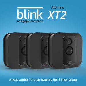 Blink XT2 : avis sur les caméras compatibles Alexa Echo