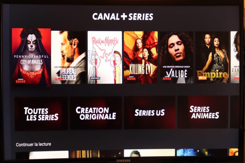 Télécharger et installer MyCanal sur le Fire TV Stick d'Amazon