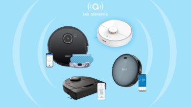Photo of [DOSSIER] Les meilleurs robots aspirateurs connectés à Amazon Alexa