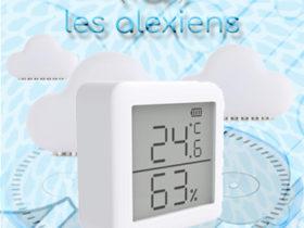 SwitchBot Meter : Test et avis du thermomètre connecté compatible Alexa