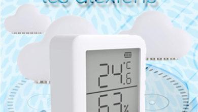 Photo of [TEST] Le  SwitchBot Meter : enfin un capteur hygrométrie et température connecté « compatible» Alexa