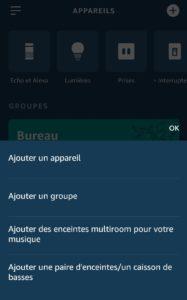 Ajouter un appareil Smart Life dans l'application Alexa