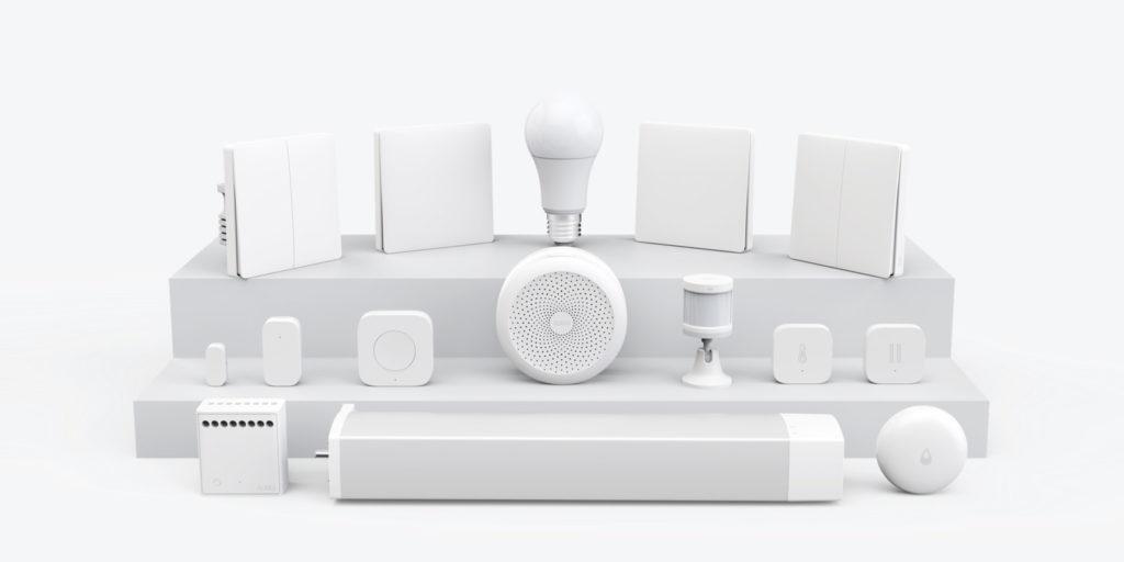 Aqara : une gamme d'objets connectés complète