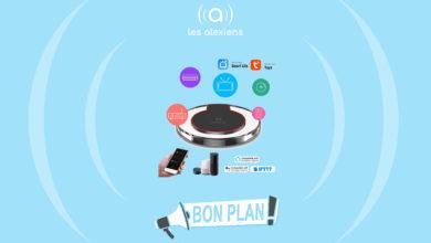 Photo of [BON PLAN] Docooler Eachen : contrôlez votre télévision avec Alexa