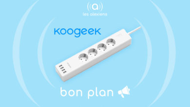 Photo of [BON PLAN] Code promo -25% sur la multiprise Koogeek