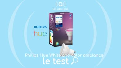 Photo of [TEST] Ampoule connectée Philips Hue GU10 White and Color ambiance : une GU à qui on dit GO !