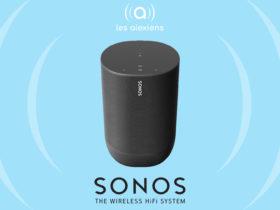 Sonos Model S17 : une enceinte nomade Bluetooth et Alexa