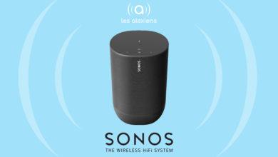 Photo of Sonos sortirait prochainement une enceinte Bluetooth compatible Alexa