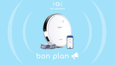 Photo of [BON PLAN] Le robot Ecovacs Deebot 605 à 159€ seulement!