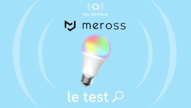 Photo of [TEST] MEROSS MSL120 : une E26/E27 qui a la lumière à tous les étages