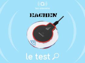 Eachen hub IR : une télécommande universelle compatible Alexa Echo
