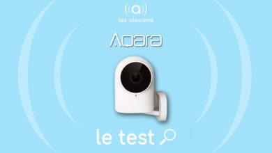 Photo of [TEST] Caméra Aqara G2 Gateway Edition : compacité, efficacité et pont intégré
