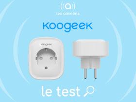 Prise Koogeek KLSP1 : test complet, avis et prix