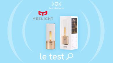 Photo of [TEST] YEELIGHT Candela : une ambiance tout feu tout flamme!