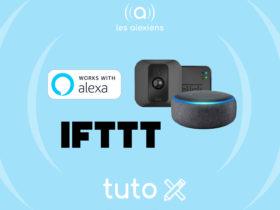Blink XT : armer et utiliser ses caméras avec Alexa Echo