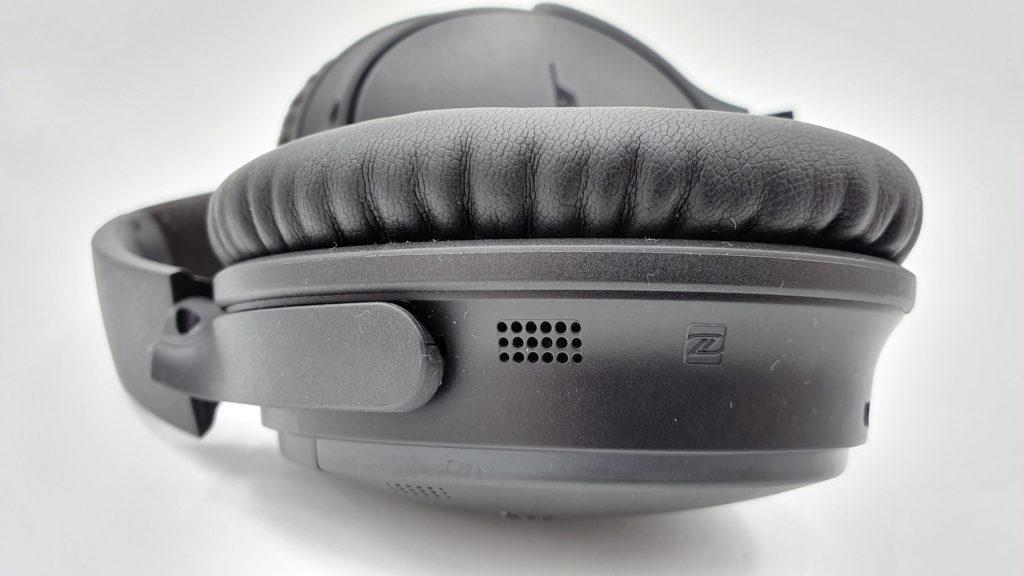 Le casque Bose QC35 II est équipé de la technologie NFC