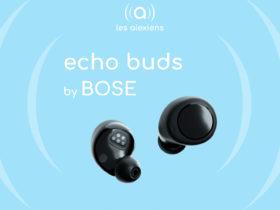 Echo Buds, son Bose, sans fil, Bluettoth et compatibles Alexa Echo Sire Google