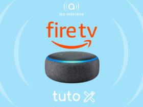 Contrôler Fire TV à la voix avec Alexa depuis Amazon Echo