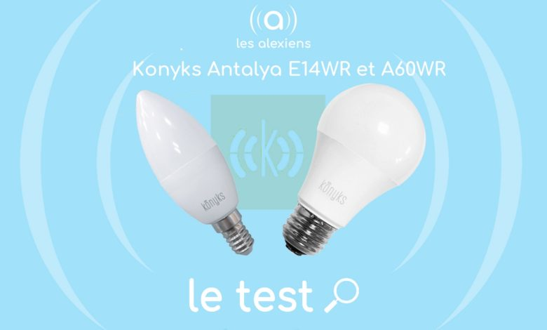 Photo of [TEST] KONYKS Antalya A60 WR et E14 WR : des ampoules French Tech !