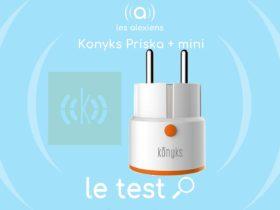 Priska+ Mini de Konyks : test, avis et prix