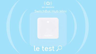 Photo of [TEST] SwitchBot Hub Mini : mini taille, mini prix mais maxi utilité pour ce contrôleur I.R.!