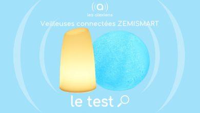 Photo of [TEST] Veilleuses connectées ZEMISMART : de toutes les couleurs… et de toutes les formes