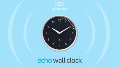 Photo of Echo Wall Clock : toujours à l'heure grâce à Alexa