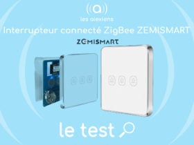 Zemismart : test et avis d'un interrupteur ZigBee sans neutre