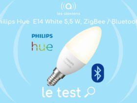 Philips Hue E14 White Bluetooth
