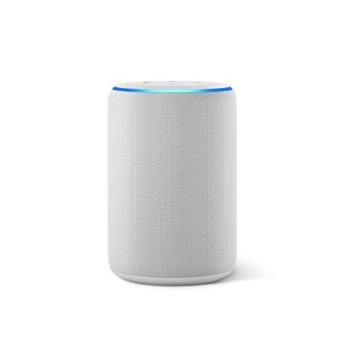 Amazon Echo 3 (3ème génération), Enceinte connectée avec Alexa