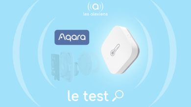 Photo of [TEST] Aqara Temperature Sensor : un mini thermomètre / hygromètre connecté qui fait le maximum