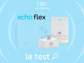 Echo Flex : test complet, avis et prix de l'enceinte pas chère avec détecteur et veilleuse