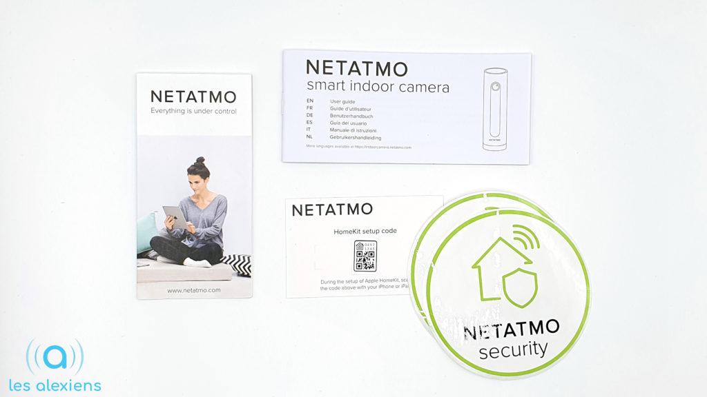 Test de la caméra Netatmo Welcome
