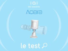 Test, avis et prix du détecteur de mouvement Aqara Motion Sensor
