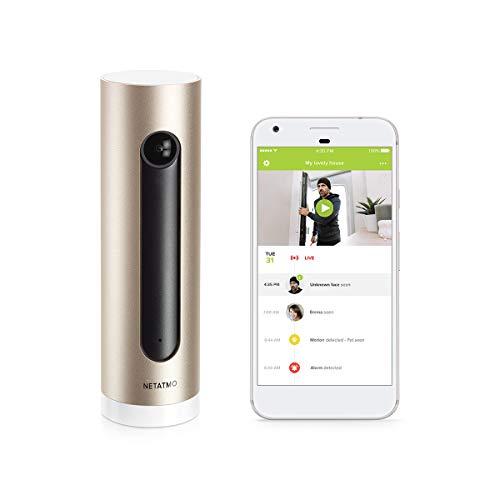 Netatmo Welcome - caméra intérieure intelligente