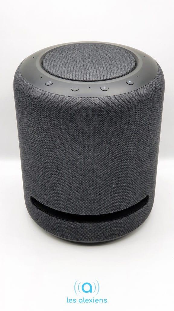 Amazon Echo Studio : une enceinte élégante