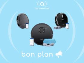 Ecovacs : les aspirateurs robots Ecovacs Ozmo et Deebot pas chers