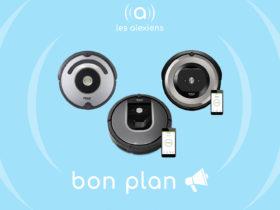 iRobot Roomba pas chers : promotions et bons plans pour Noël