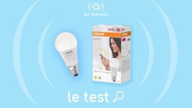 Photo of [TEST] OSRAM Smart+ Classic White E27 : une ampoule dimmable Zigbee à petit prix