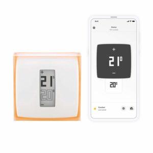 Thermostat Netatmo : test, avis complet et prix du thermostat connecté à vannes thermostatiques