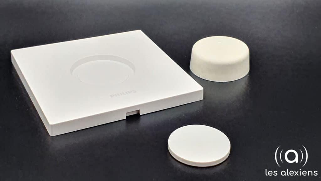 Unboxing du  Philips Hue Smart Button