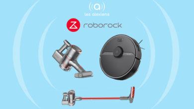 Photo of [CES 2020] Roborock annonce un nouveau robot et un aspirateur balai !
