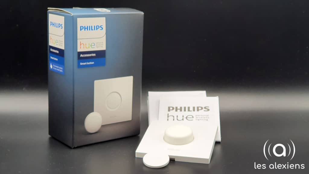 Philips Hue Smart Button : test et avis complet