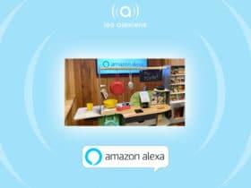 KidKraft : une cuisine jouet connectée à Alexa Echo